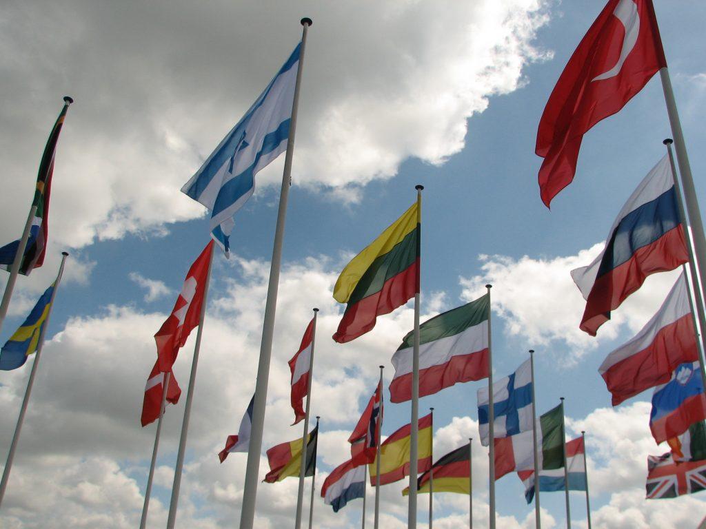 Zastave držav članic Evropske unije